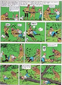 hergc3a9-las-aventuras-de-tintc3adn-la-oreja-rota-1937-petit-vingtic3a8me-juventud