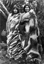 Cómo vestían los nómadas